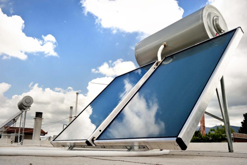 placas solares térmicas
