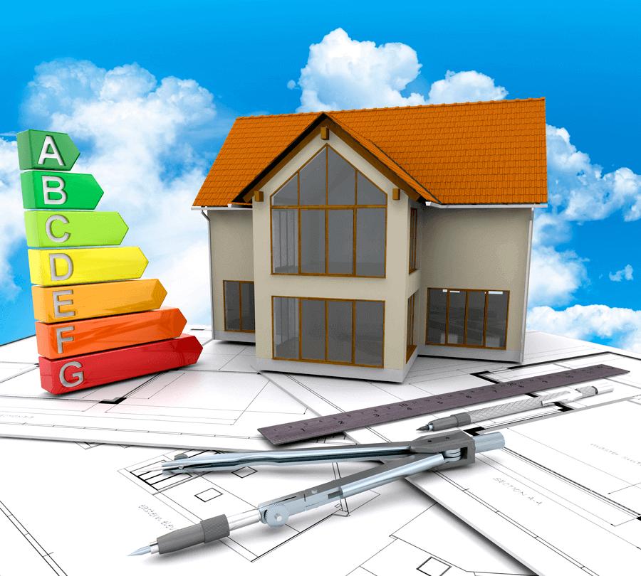 hogar solar sostenible