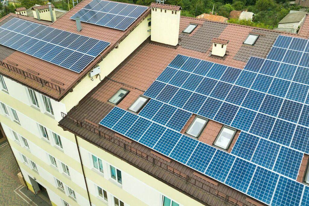 paneles solares comunidad de vecinos