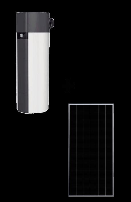 aerotermia y fotovoltaica