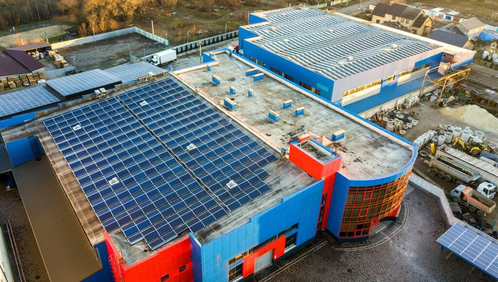 placas solares en industriaef